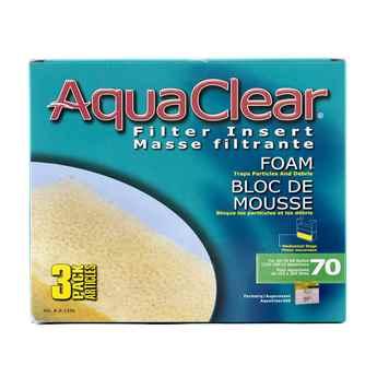 Picture of AQUACLEAR 70 Foam Filter Insert - 3pc per box