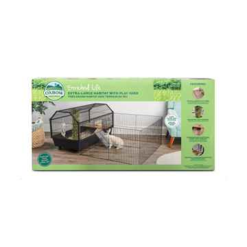 Picture of OXBOW ENRICHED LIFE HABITAT with Play Yard - X Large