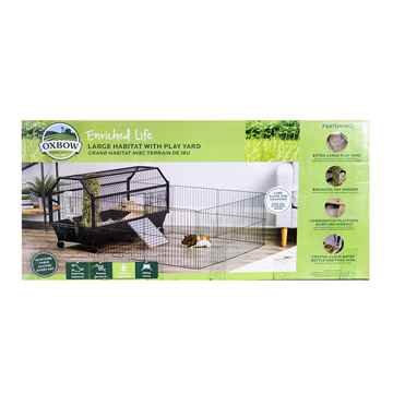 Picture of OXBOW ENRICHED LIFE HABITAT with Play Yard - Large