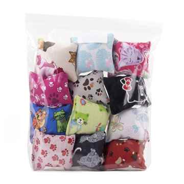 Picture of TOY CAT HONEYSUCKLE CUSHIONS BULK - 12s