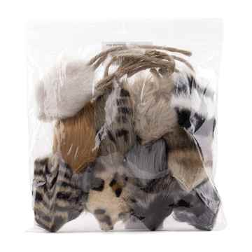 Picture of TOY CAT HONEYSUCKLE MICE BULK - 12s
