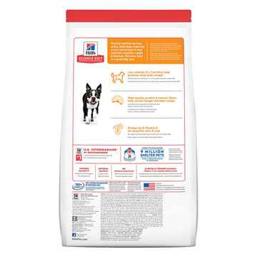 Picture of CANINE SCI DIET ADULT LIGHT SMALL BITES - 15lb