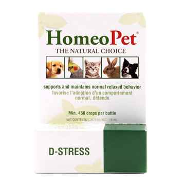 Picture of HOMEOPET ANXIETY D STRESS - 15ml