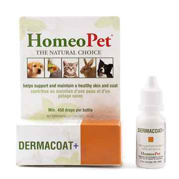 Picture of HOMEOPET DERMACOAT - 15ml (so)