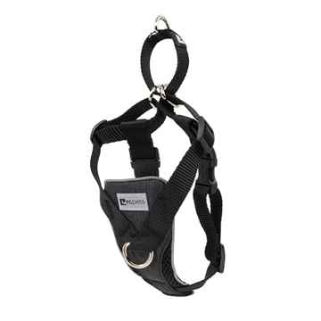 Picture of HARNESS TEMPO NO PULL Heather Black (S-XL)