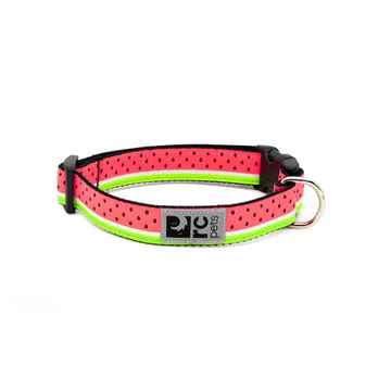 Picture of COLLAR RC CLIP Adjustable Watermelon (Sizes Available)