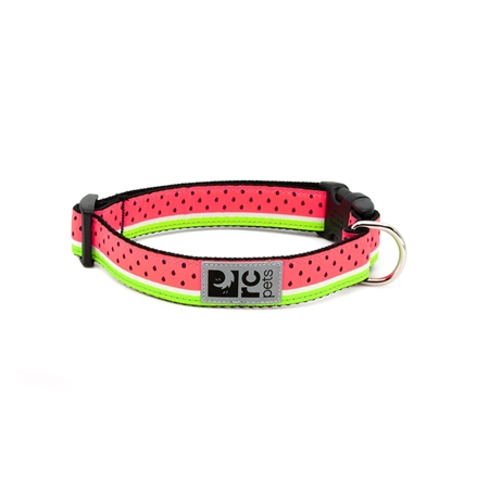 Picture of COLLAR RC CLIP Adjustable Watermelon - 1in x 12-20in