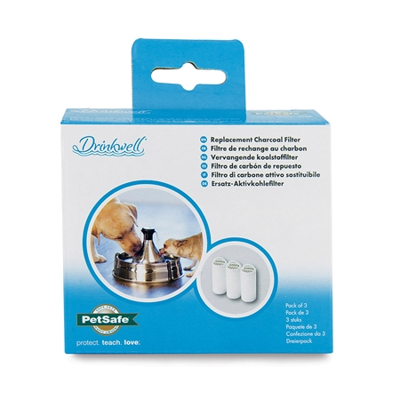 Picture of DRINKWELL 360 PET FOUNTAIN Replacement Filters - 3/pk