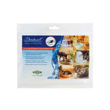 Picture of DRINKWELL MULTI TIER PET FOUNTAIN Replment Filters - 3/pk