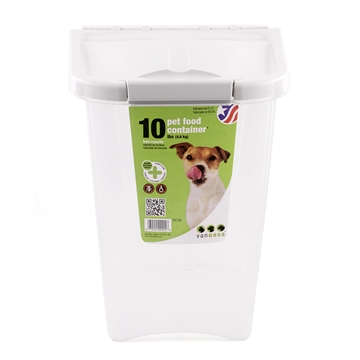Picture of VANNESS PET FOOD CONTAINER  holds upto 10lbs