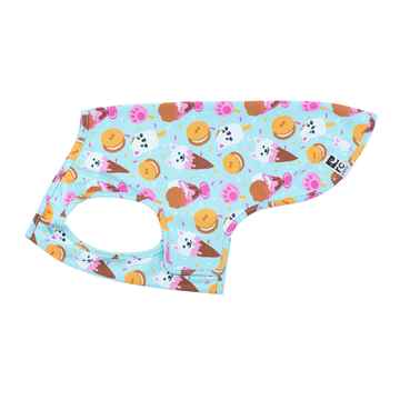 Picture of CANINE ZEPHYR COOLING VEST Ice Cream - Small