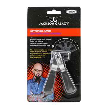 Picture of NAIL CLIPPER JACKSON GALAXY SOFT GRIP - Feline