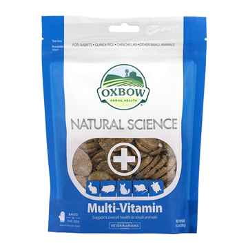 Picture of OXBOW NATURAL SCIENCE MULTI VITAMIN SUPPLEMENT - 120g