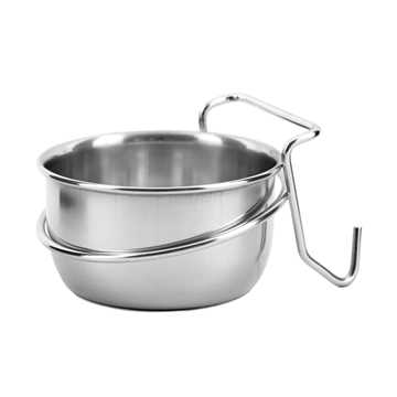 Picture of LIVING WORLD SA Stainless Steel Dish (61652) - 10oz
