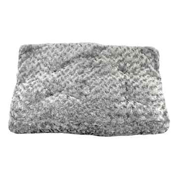 Picture of PET MAT UNLEASHED CHILL GUSSET PLUSH Sage Swirl - 19in x 12in