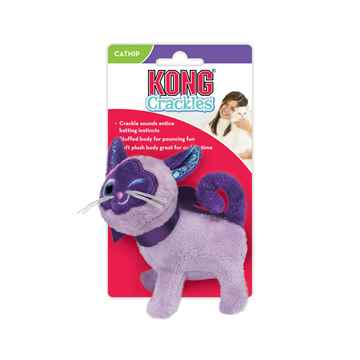 Picture of TOY CAT KONG CRACKLES WINKZ CAT