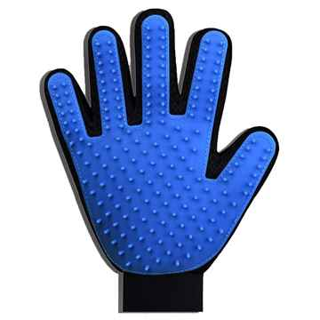 Picture of SPOT PET GROOMING GLOVE Rubber