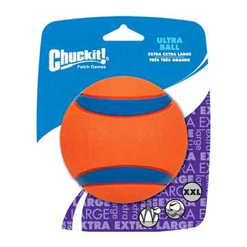 Picture of TOY DOG CHUCKIT ULTRABALL Rubber XXL - 1/pk