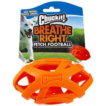 Picture of TOY DOG CHUCKIT Breath Right Fetch Football