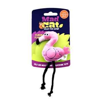 Picture of TOY CAT MAD CAT Flinging Flamingo