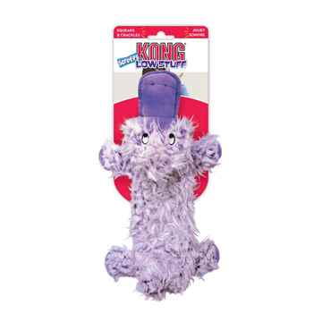 Picture of TOY DOG KONG LOW STUFF SCRUFFS Platypus - Large