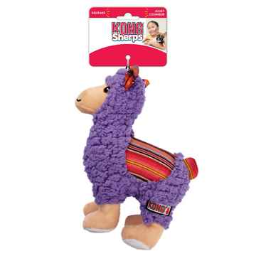 Picture of TOY DOG KONG Sherps Llama - Medium