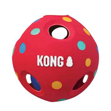 Picture of TOY DOG KONG Wiggi Tumble Ball - Medium/Large