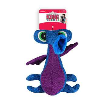 Picture of TOY DOG KONG Woozles Blue - Medium