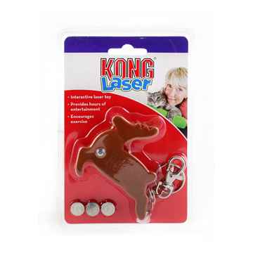 Picture of XMAS HOLIDAY KONG Laser Reindeer (nr)