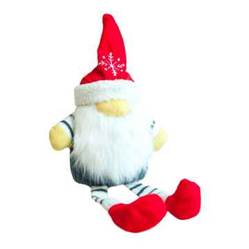 Picture of XMAS HOLIDAY OUTWARD HOUND Danglez Gnome - 15in (nr)