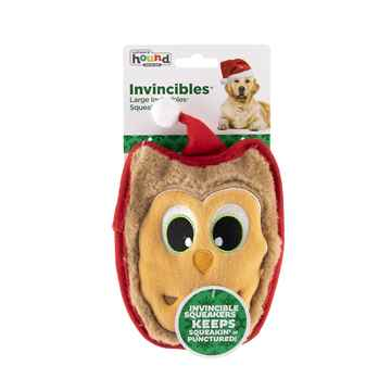 Picture of XMAS HOLIDAY OUTWARD HOUND INVINCIBLES Holiday Owl - X Small(nr)