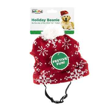 Picture of XMAS HOLIDAY OUTWARD HOLIDAY BEANIE Red - X Small / Small (nr)
