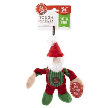 Picture of XMAS HOLIDAY OUTWARD HOUND PULLEEZ Santa Gnome - X Small(nr)