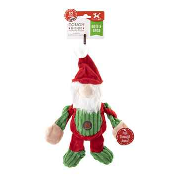 Picture of XMAS HOLIDAY OUTWARD HOUND PULLEEZ Santa Gnome - Medium(nr)
