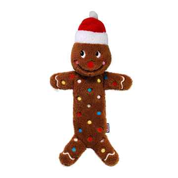 Picture of XMAS HOLIDAY KONG LOW STUFF SPECKLES - Gingerbread Man(nr)