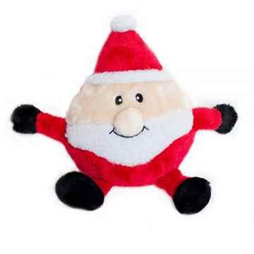 Picture of XMAS HOLIDAY ZIPPYPAWS Brainey - Santa (nr)
