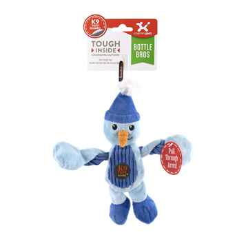 Picture of XMAS HOLIDAY OUTWARD HOUND PULLEEZ Snowman - X Small