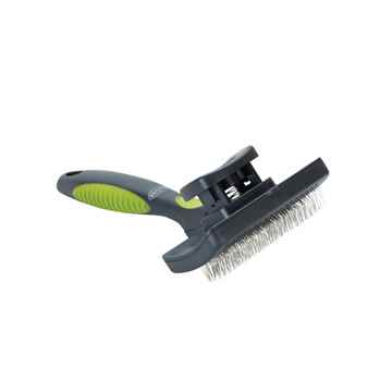 Picture of BUSTER SLICKER BRUSH Self Cleaning hard pins - Small