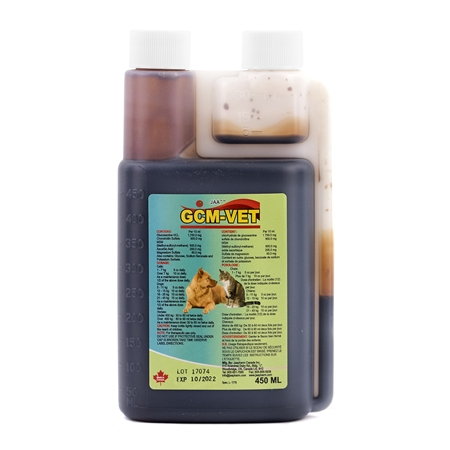 Picture of GCM-VET SYRUP - 450ml