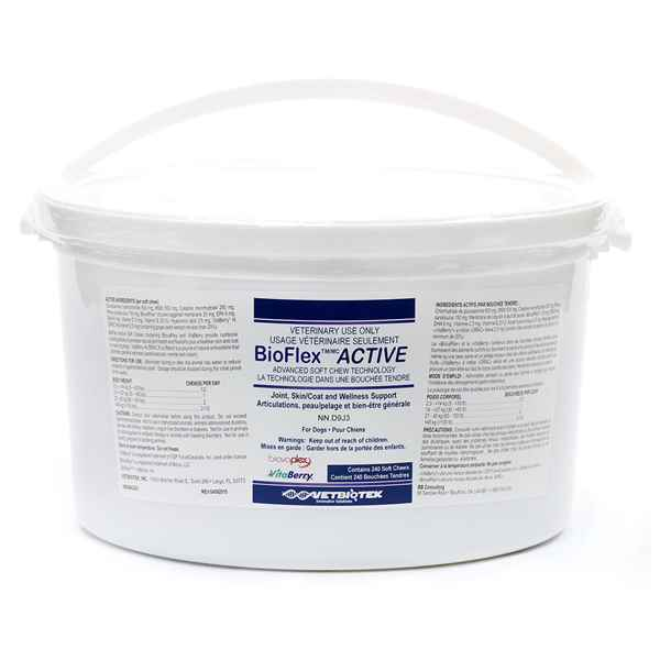 Picture of BIOFLEX ACTIVE SOFT CHEWS - 240s