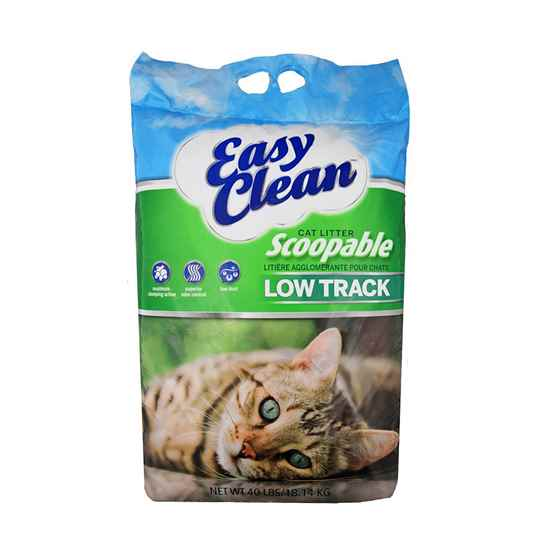 Picture of CAT LITTER PESTELL CLAY CLUMPING LOW TRACK - 40lb