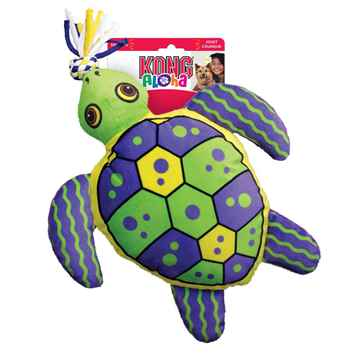 Picture of TOY DOG KONG ALOHA Turtle - Small / Medium