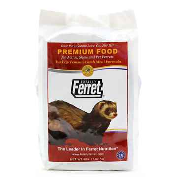 Picture of TOTALLY FERRET VENISON DIET - 4lbs(tu)