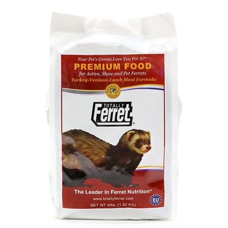 Picture of TOTALLY FERRET VENISON DIET - 4lbs