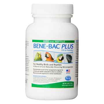 Picture of BENE- BAC PLUS AVIAN & REPTILE POWDER - 4.5oz