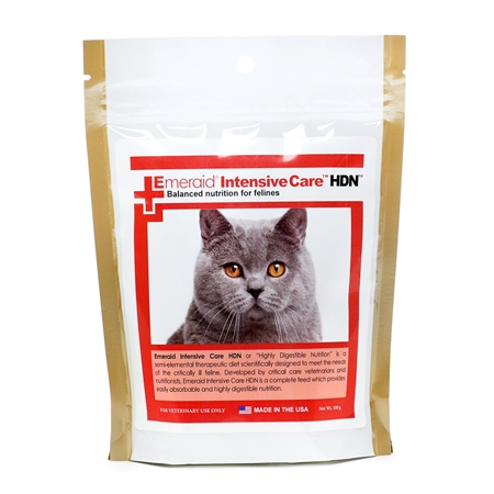 Picture of EMERAID INTENSIVE CARE HDN FELINE - 100gm pouch