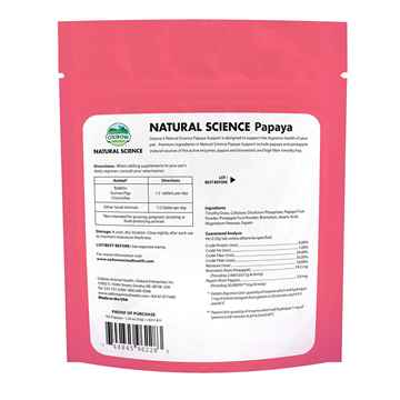 Picture of OXBOW NATURAL SCIENCE PAPAYA SUPPORT - 33g