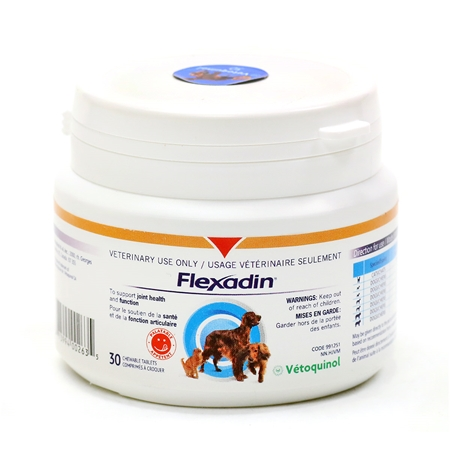 Picture of FLEXADIN CHEWABLE TABS - 30's