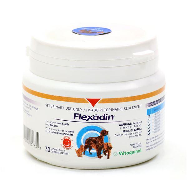 Picture of FLEXADIN CANINE & FELINE CHEWABLE TABS - 30's