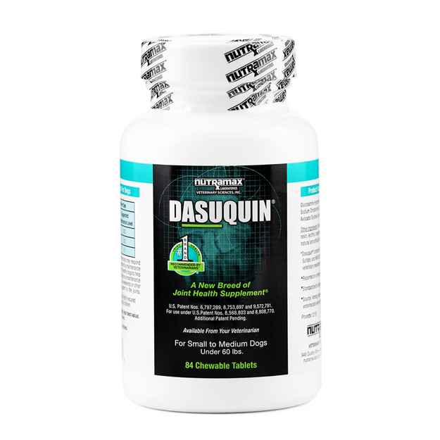 Picture of DASUQUIN CHEWABLE TABS for SMALL/MEDIUM DOGS - 84s